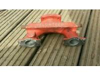 CLASSIC MINI ALLOY INLET MANIFOLD - WATER COOLED / HEATED **WILL POST**