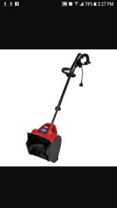 Electric Show Shovel