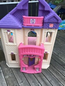 Step two princess castle