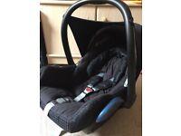 Maxi Cosi Cabriofix (black)