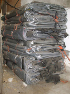 Hay Stack Covers, Tarps for Sale