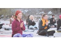 15 Days Yoga Retreats in Rishikesh