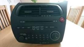 Honda civic mk8 cd player