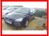 2005 Ford Focus 1.8 TDCi Sport 5dr --- Diesel --- Manual --- Part Exchange Welcome --- Drives Good