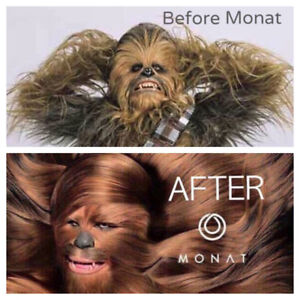 MEET MONAT - MONAT THE FORCE BE WITH YOU