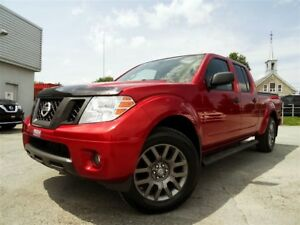 2012 Nissan Frontier SV + SPORT PACK + 4X4 + PROVENANCE LOCAL!!!
