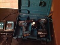 Makita combi drill and impact