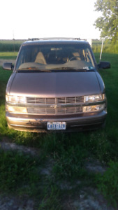 99 Astro van 1500 prices for quick sale