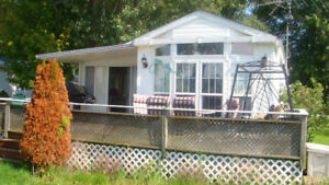 Waterfront Seasonal Cottage in Prince Edward County $74,900
