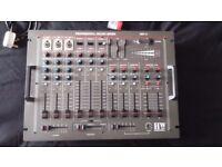 HW International MX-6 Professional Sound Mixer