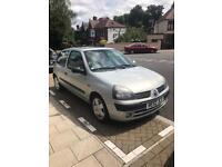 Renault Clio Excellent Runner LONG MOT