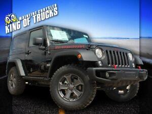 2017 Jeep Wrangler Recon