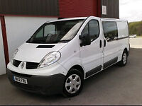 2012 Renault Trafic SL27 Van for Auction