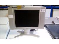 "Television 15"" Samsung #27195 £15"
