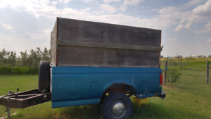 Utility Trailer (Sold)