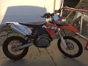 2011 KTM 450 EXC for sale