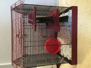Hamster Cage (PRICE DROP)