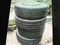 206/65R16C wheels for sale