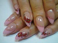 Pedicure& manicure