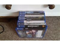 9 ps4 games for sale