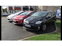 PCO registered Prius car for R.E.N.T @ £170 per week including insurance
