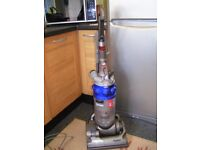Dyson DC14 Telescopic (Blue) vacuum cleaner with warranty
