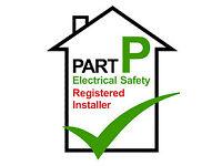 Domestic & Solar Electrician - Small jobs undertaken, Free Quotations.