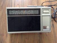 Vintage GRUNDIG transistor radio