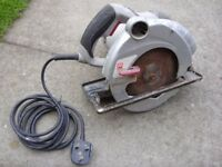 Performance Power PCS1400LA Laser Circular Saw 1400W - Full Working Order