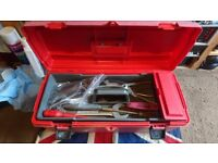 Various Hand & Bicycle Tools in CK Tool Box