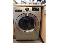 LG washer dryer - full service