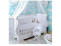Cotbed. Stunning hand made cot
