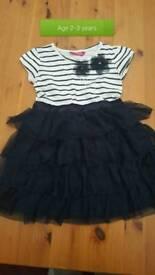 Dress 3-4 years