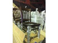 Brand new restaurant pub dining chairs 50 available. WAREHOUSE CLEARANCE