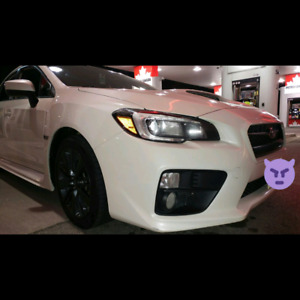 2015 Subaru WRX Sport. Great condition. Few mods