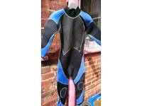 Boys long wersuit