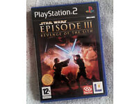 PS2 Game - Star Wars Episode III : Revenge of the Sith