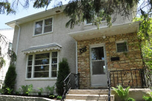 Beautiful River Heights Home for Rent!