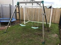 Swing Set - Wooden