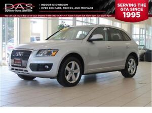 2011 Audi Q5 3.2 PREMIUM PANORAMIC SUNROOF/LEATHER/CAMERA