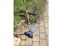 Micro mini scooter blue