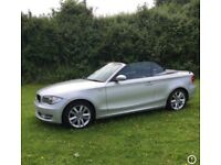 58 BMW 1 Series Se*CONVERTIBLE*Stunning Car*Heated Spec* Bargain £5750!!