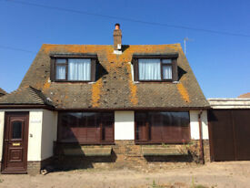 PEACEHAVEN, NEAR BRIGHTON, SPACIOUS 4-BED, 2-BATH HOUSE TO LET