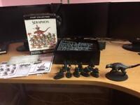 Warhammer Seraphon (Lizard men) Starter kit