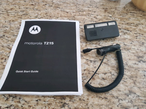 Motorola T215 Universal Bluetooth Car Speaker Phone
