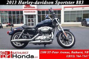 2013 Harley-Davidson 883 Low Mileage!