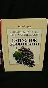 Reader's Digest Health & Healing The Natural Way Eating For Good