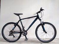 """FREE Speedometer with (2612) 26"""" 20"""" Lightweight Aluminium CARRERA MTB BIKE BICYCLE; H: 175-190cm"""
