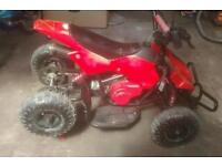 X2 49cc quad and 49cc bike for sale