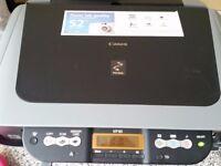 All in one Cannon Pixma Printer